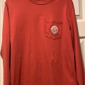 Southern tide long sleeve shirt